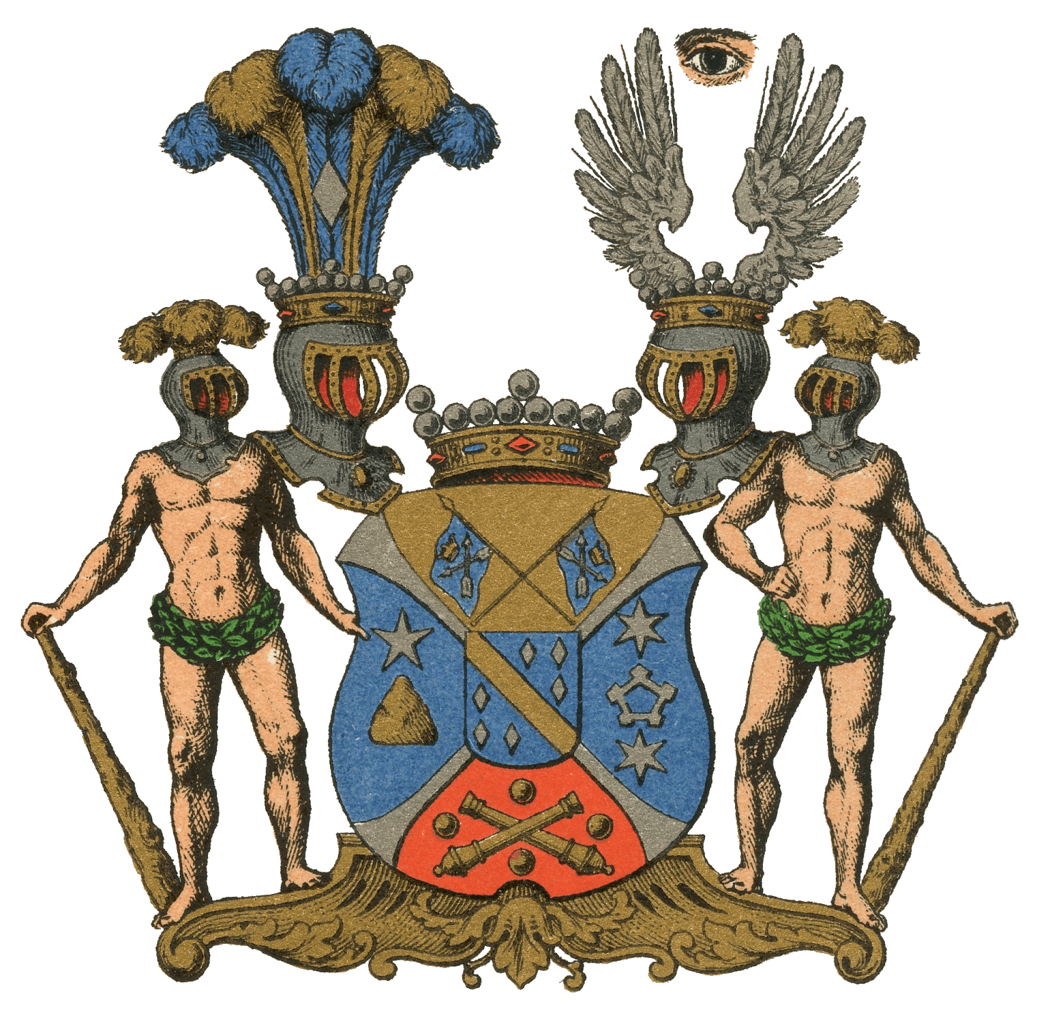 Файл:Mannerheim-vapaaherrasuvun vaakuna.PNG