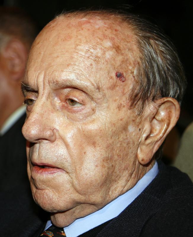 Depiction of Manuel Fraga