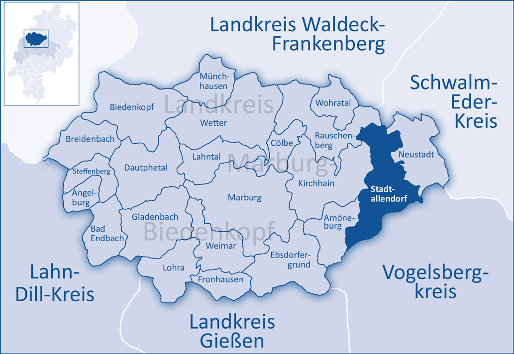 Corona Hessen Marburg
