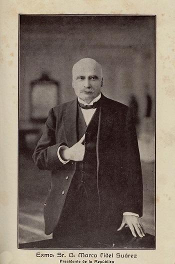 Marco Fidel Suárez - Wikipedia