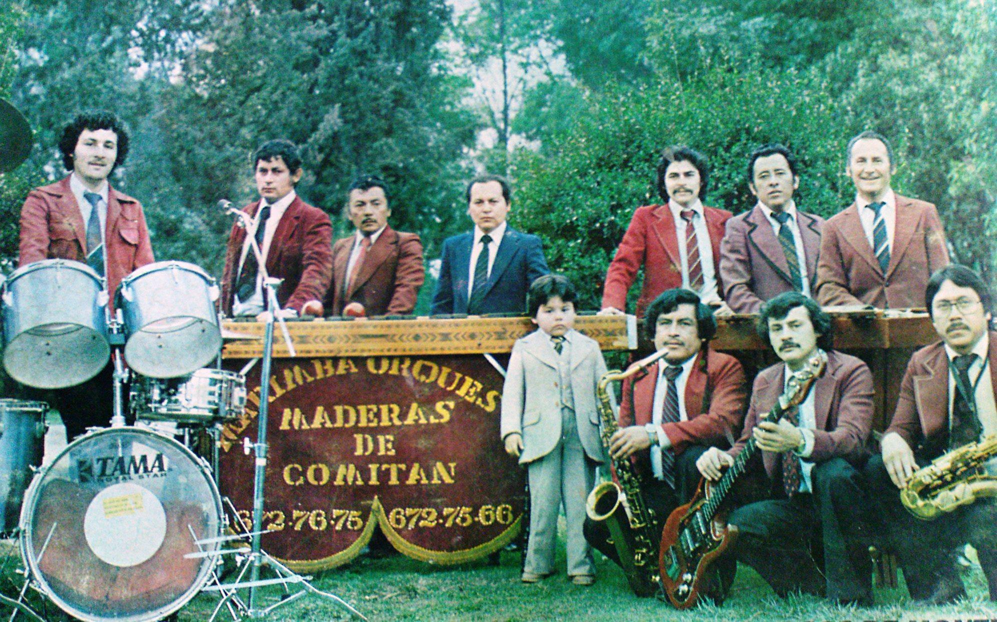 Marimba orquesta mexicana.