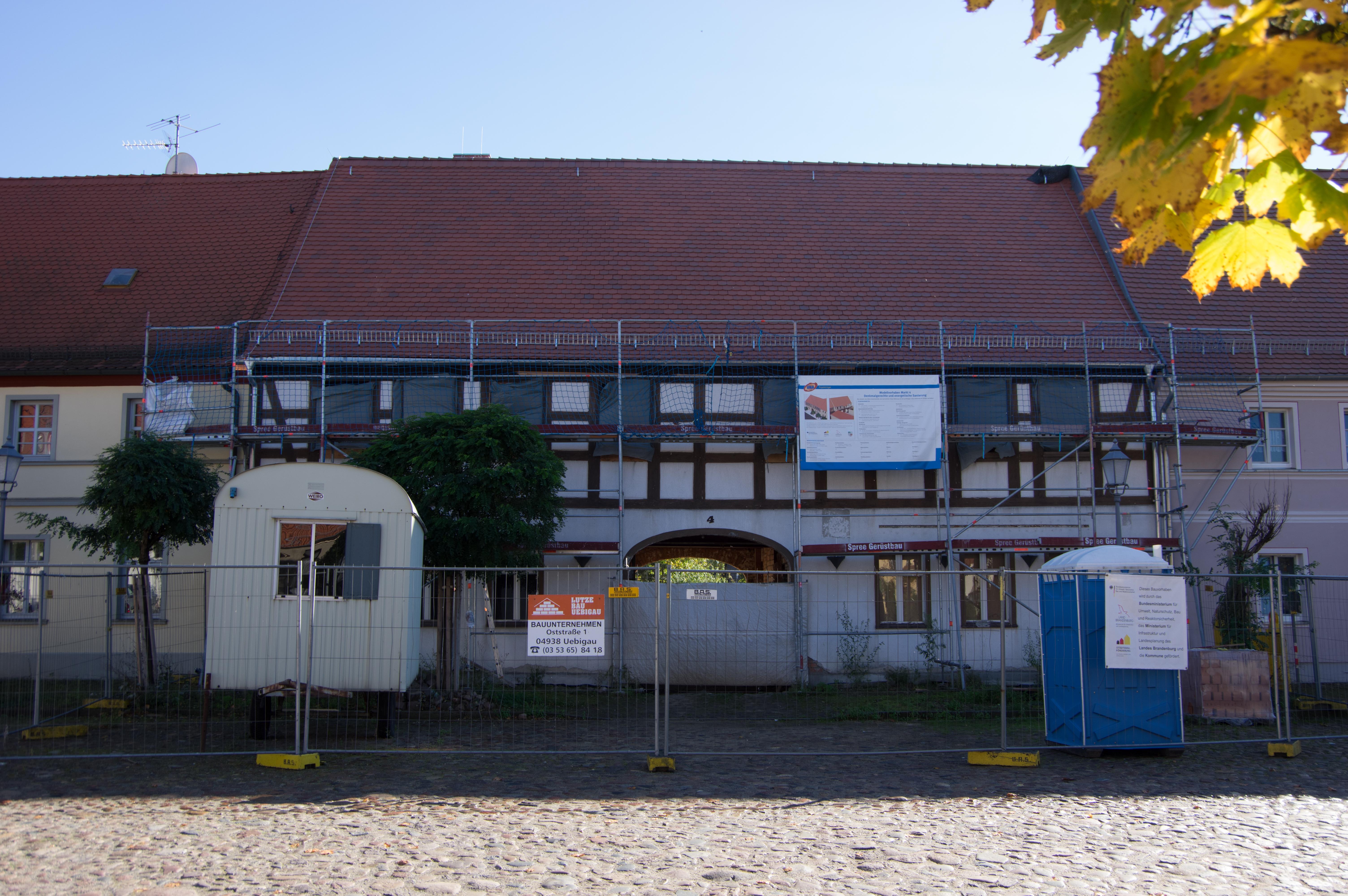 Hure Uebigau-Wahrenbrück