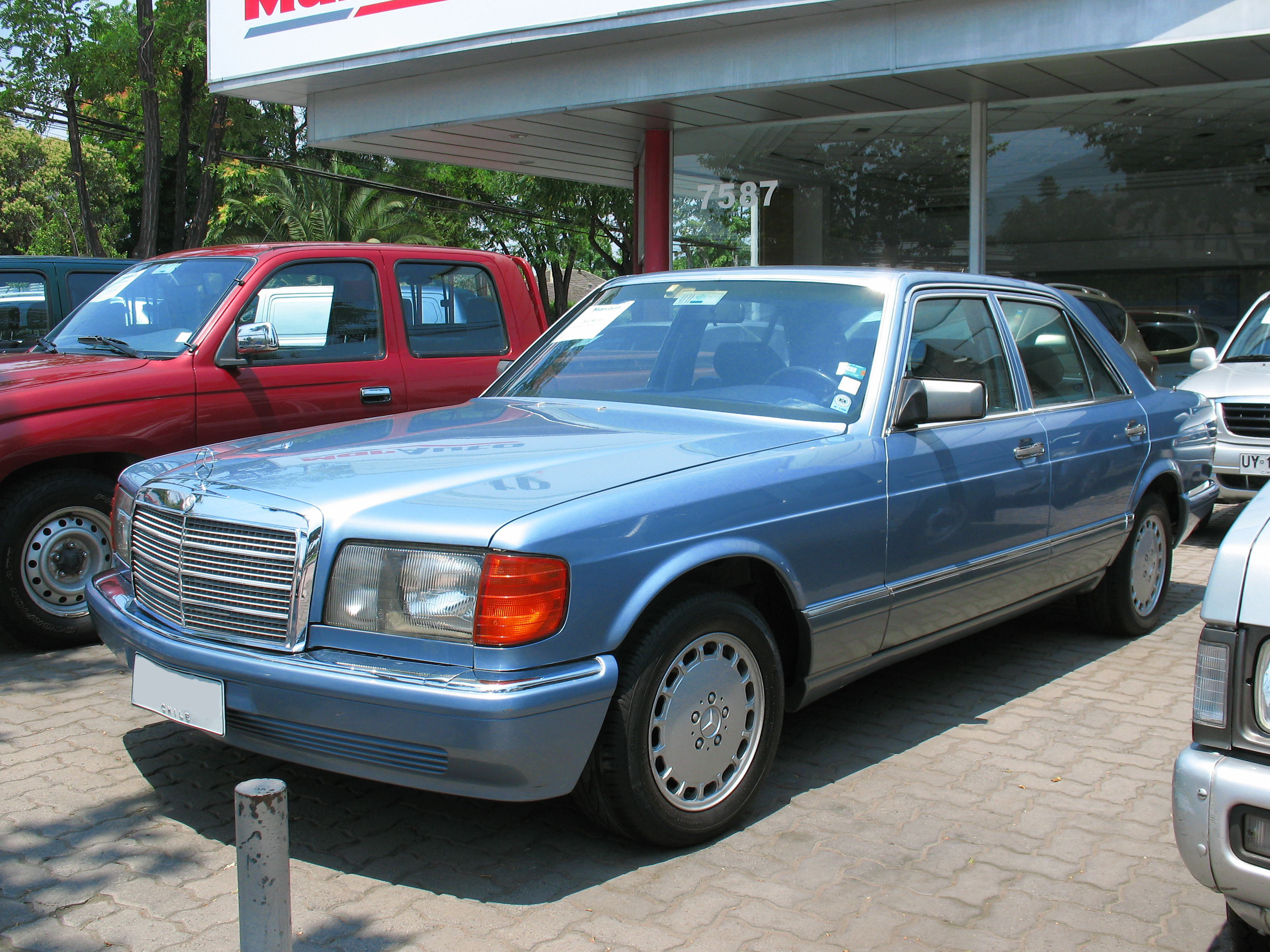 Mercedes 300 1986
