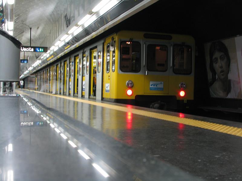 Naples Metro Wikipedia