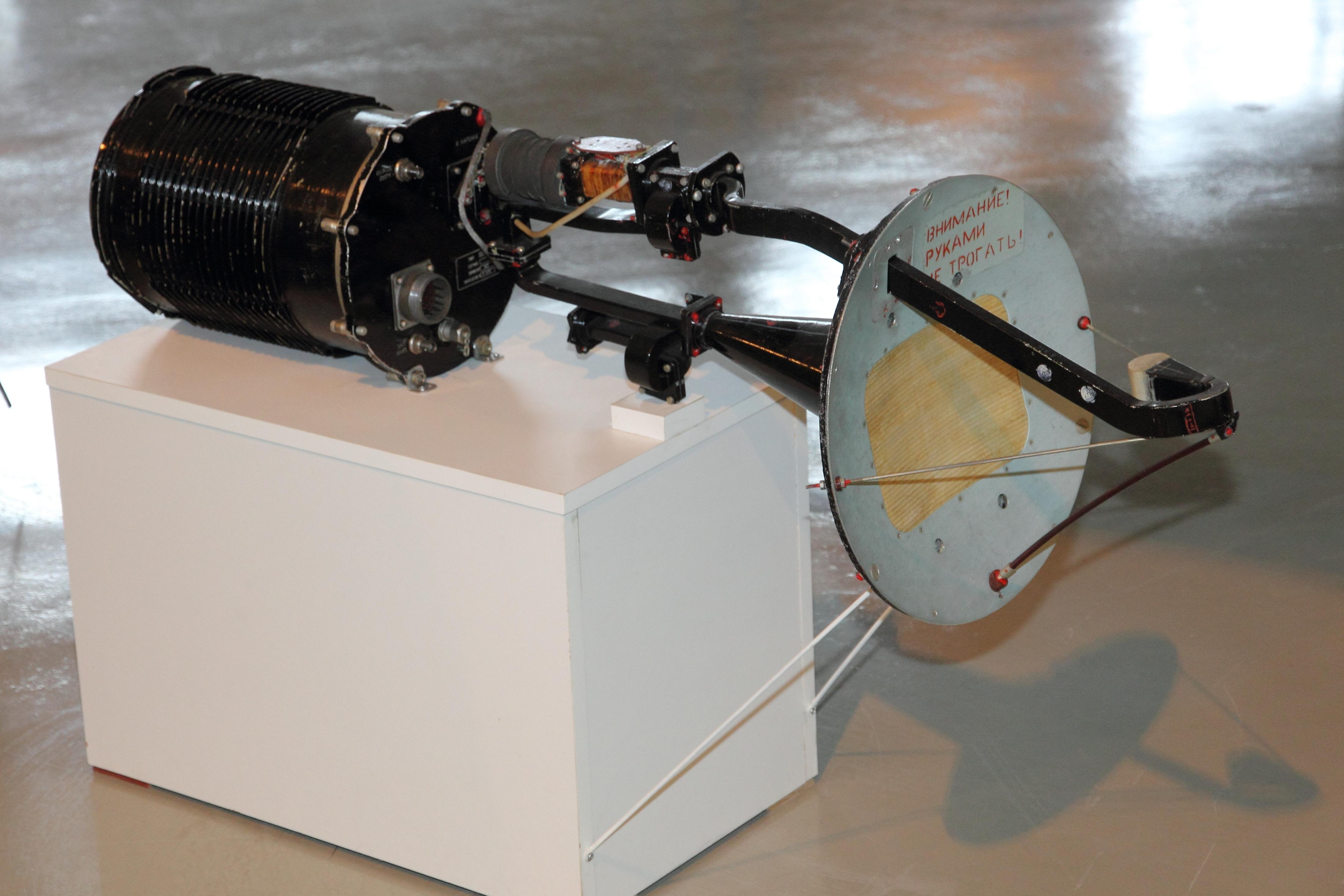 Risultato immagini per mig-21 f-13 radar