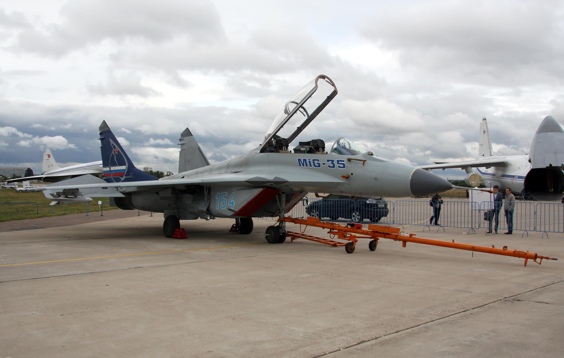 MiG 35 (航空機)の画像 p1_29