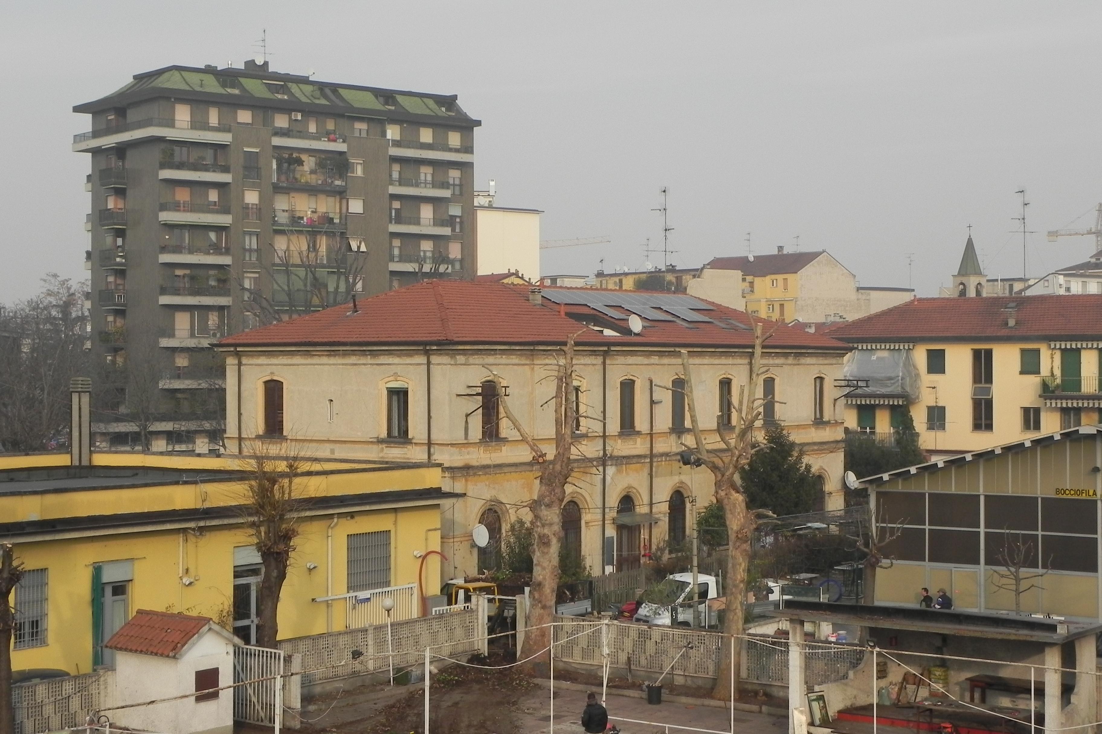 File Milano Stazione Di Milano Lambrate Vecchia Vl01 Jpg