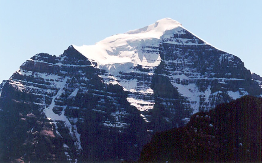 Mount Temple (Alberta) - Wikipedia Rock Climbing