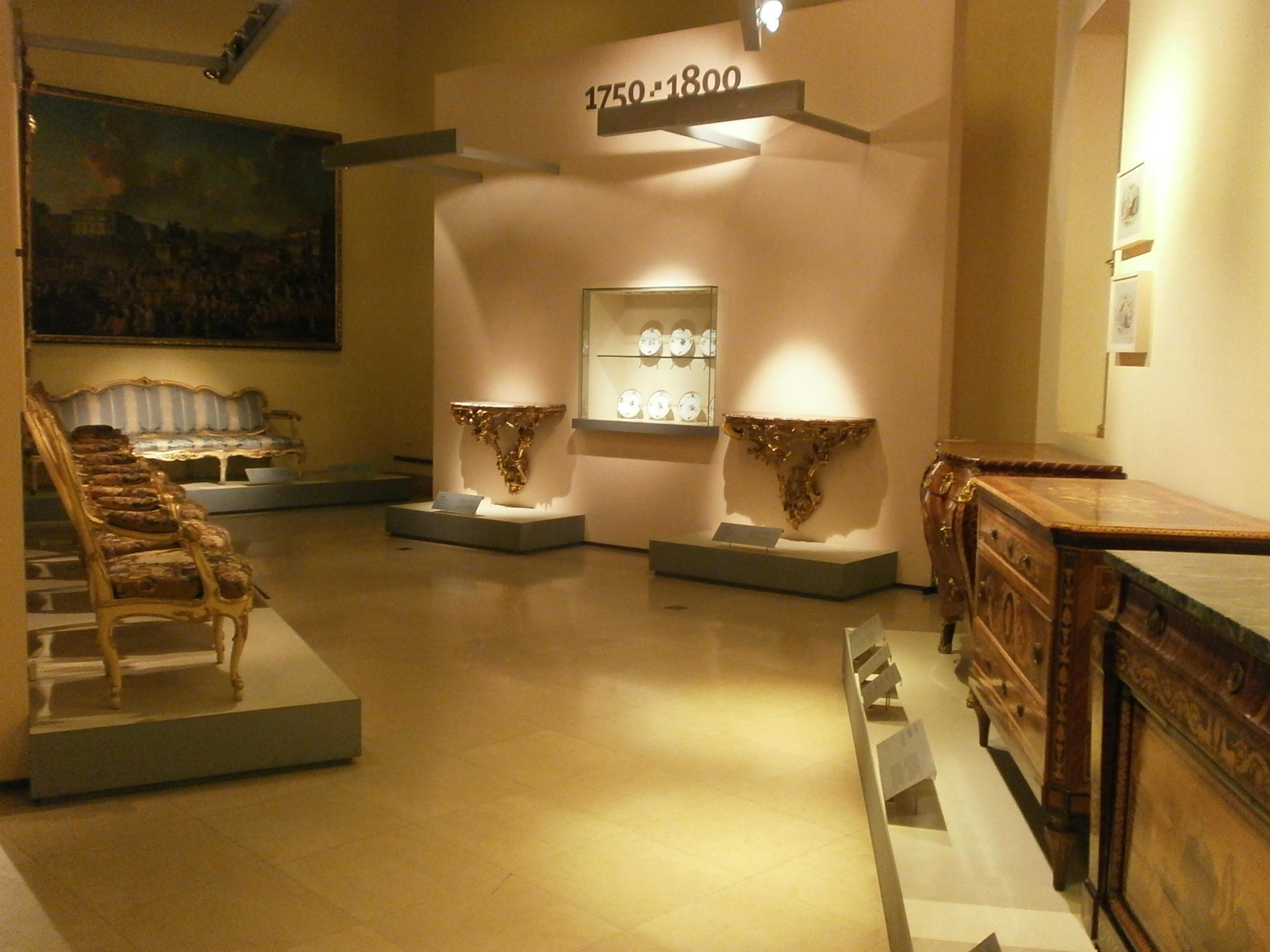 File museo dei mobili e delle sculture lignee milano for Mobili gratis a milano