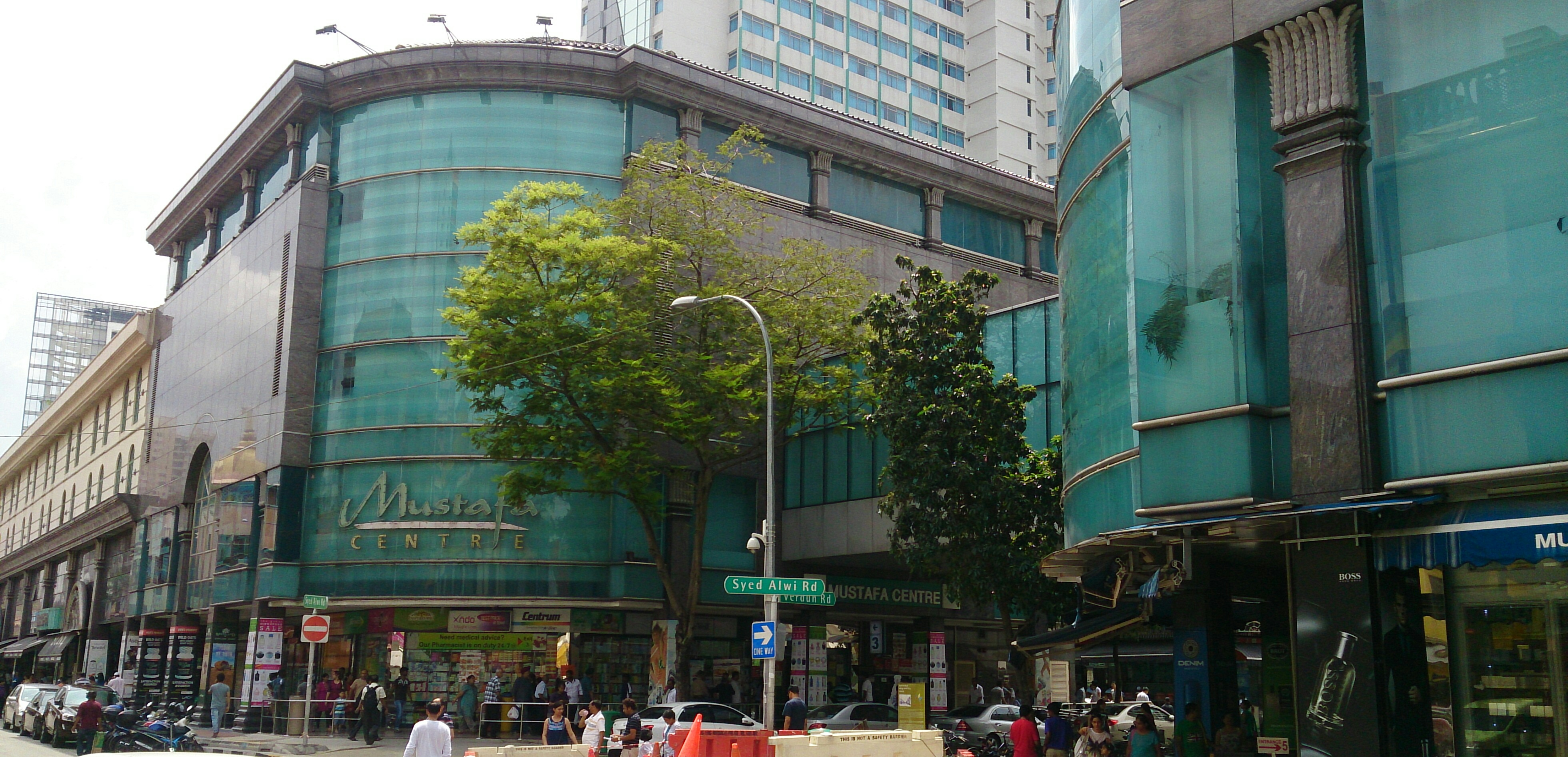 Mustafa shopping center, Singapore.jpg