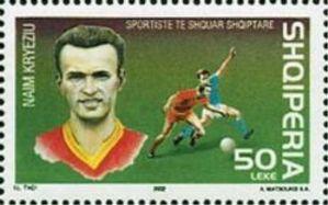 Naim Kryeziu Albanian footballer