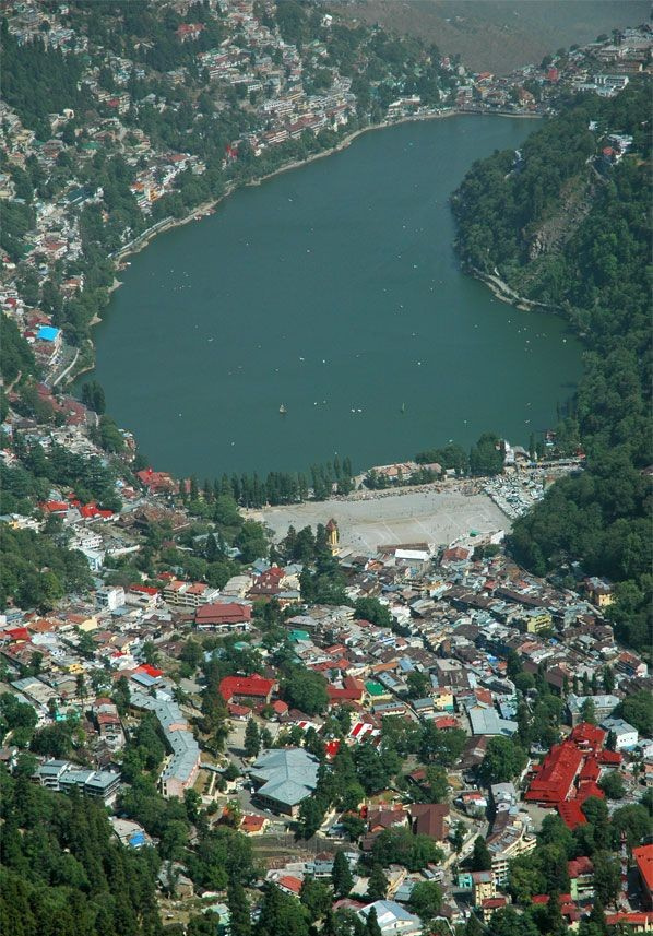 Nainital Hill Station, Lake District of Uttarakhand