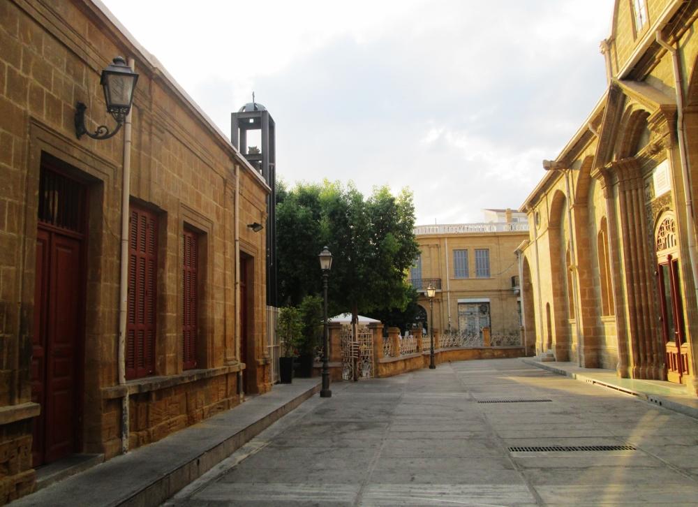 Faneromeni Square - Cyprus