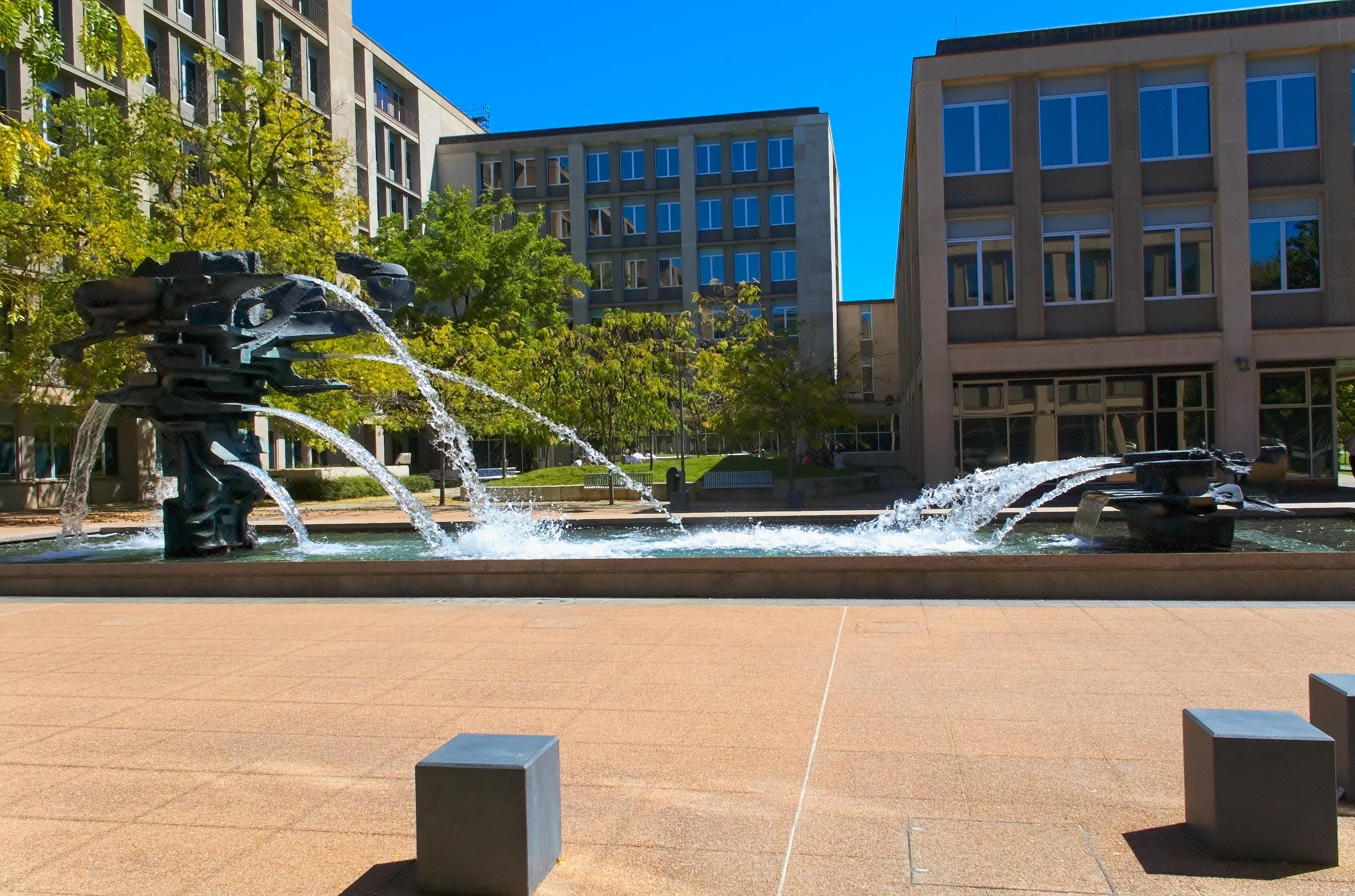 File:Norma Redapth Treasury Building Fountain side view.jpg