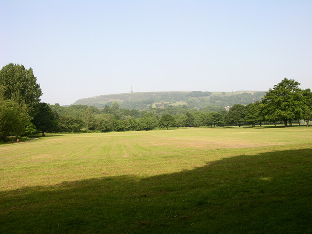 Nuttall Park in June - geograph.org.uk - 464791