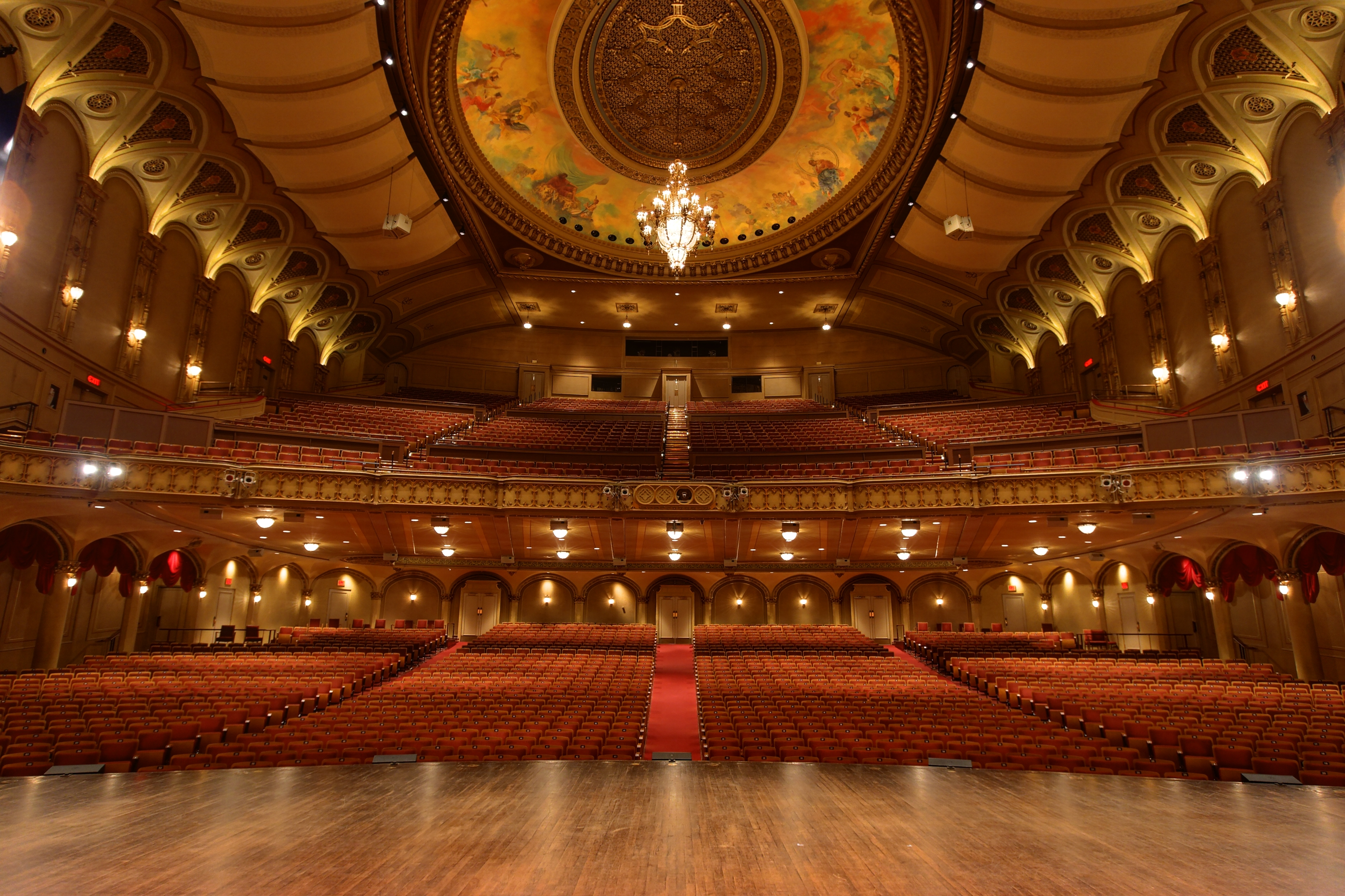 File Orpheum Theatre Vancouver View From Stage Jpg