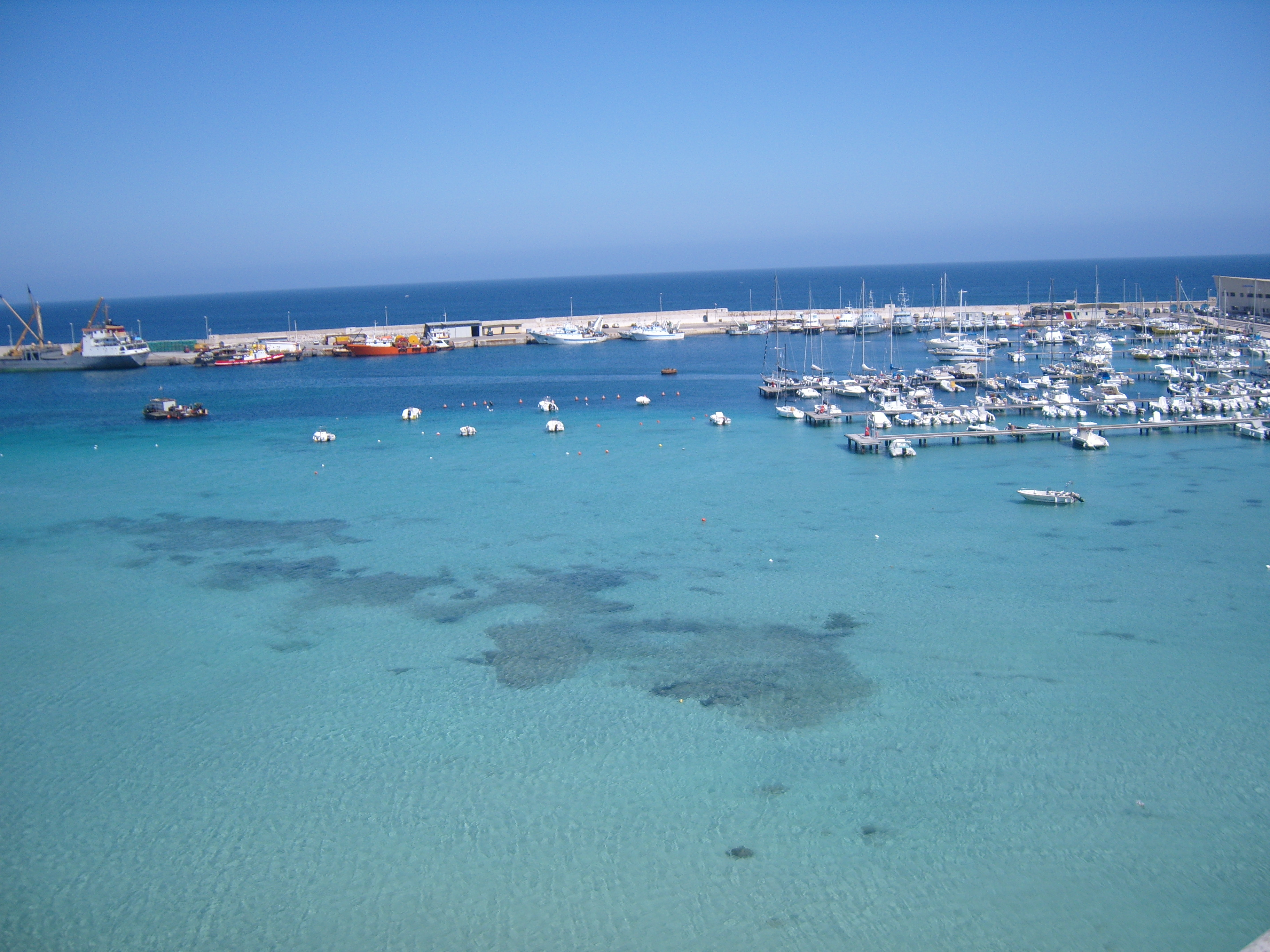Otranto Italy  City new picture : Otranto porto2 Wikimedia Commons