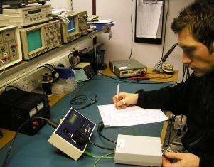 English: PAT Testing in the Workplace