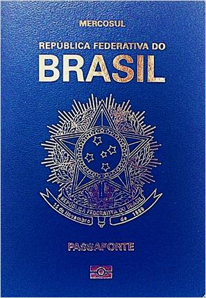 Brazilian passport - Wikipedia