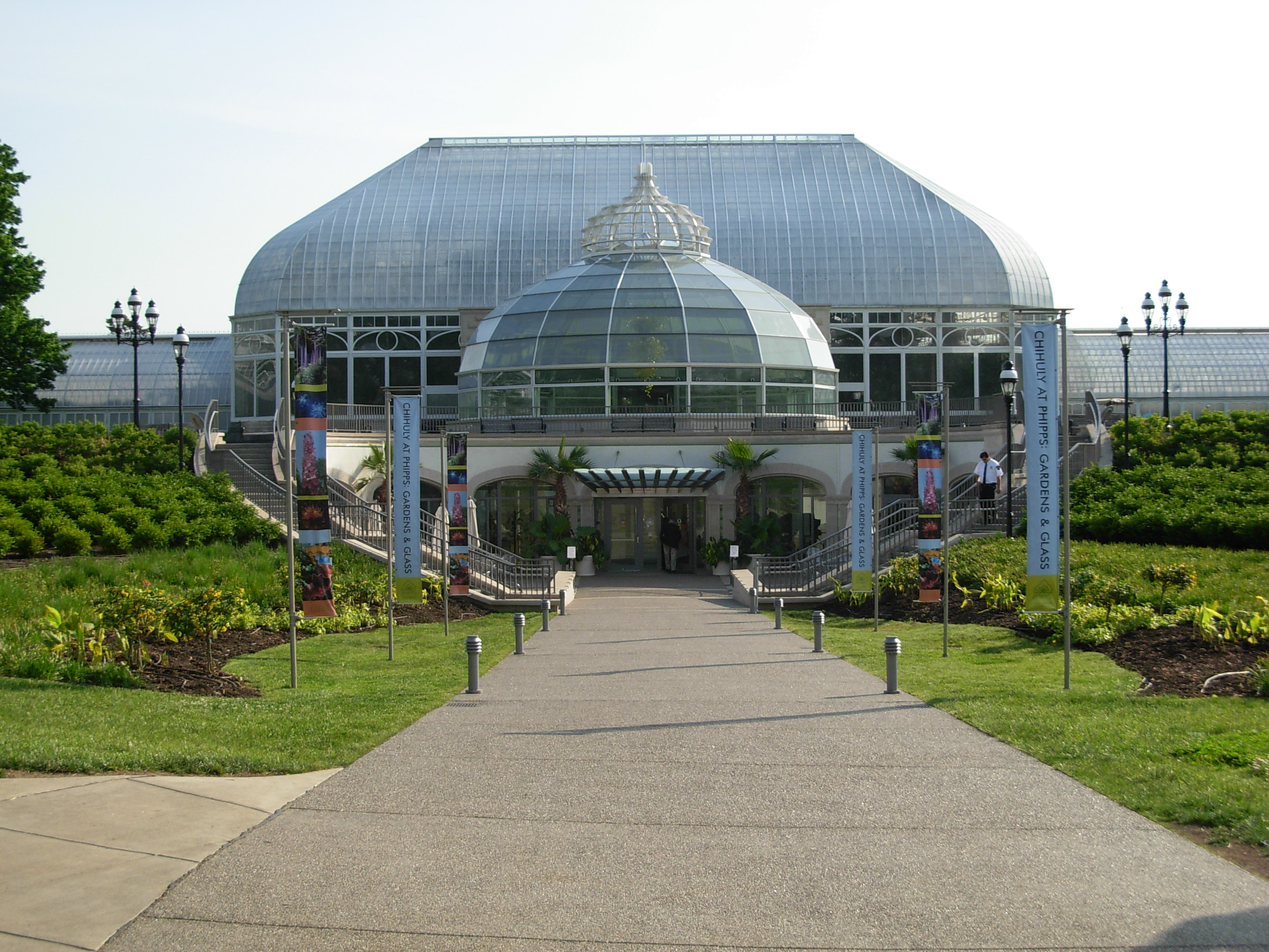 Phipps Conservatory Pittsburgh