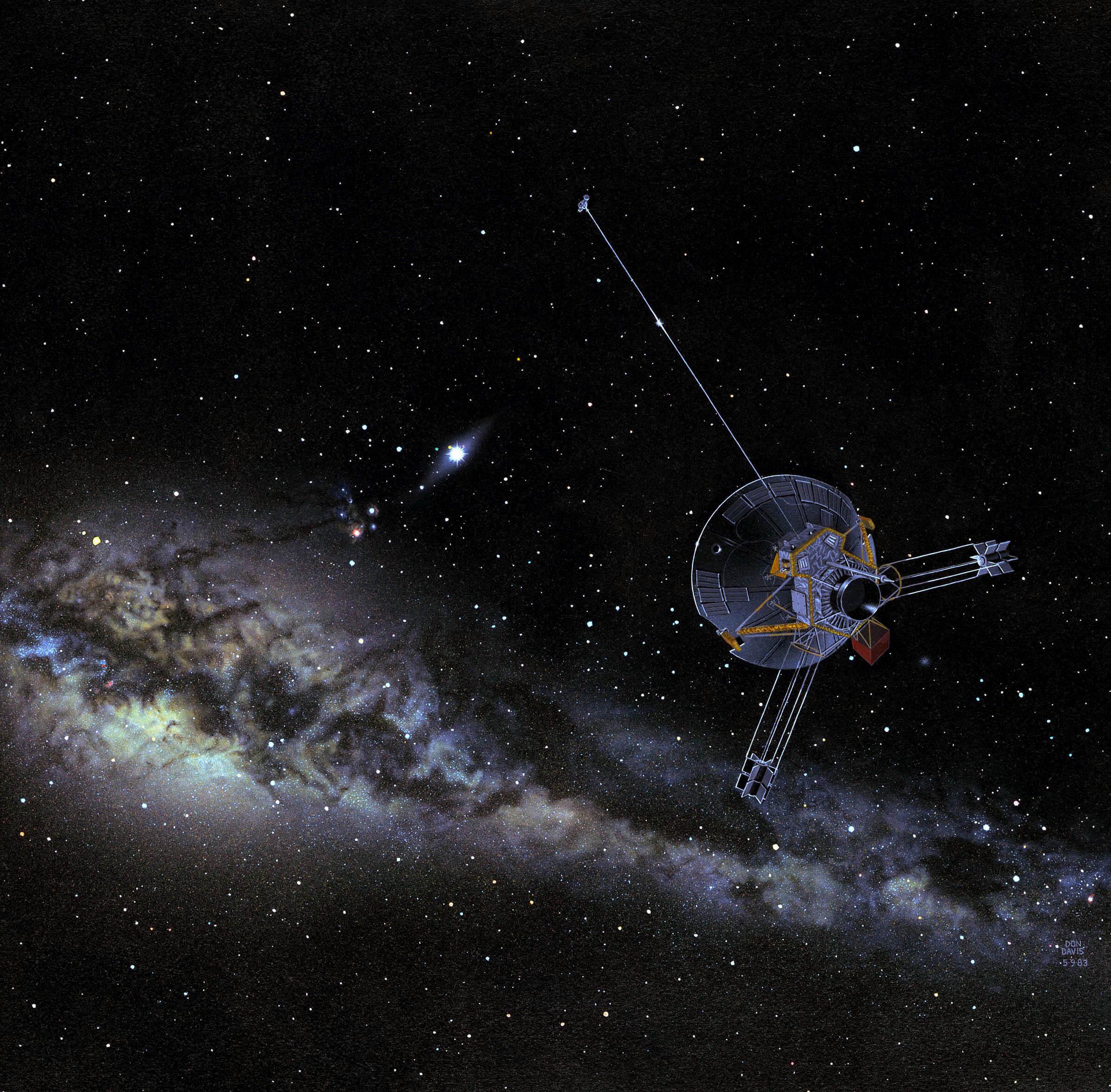 Sonda espacial Pionner