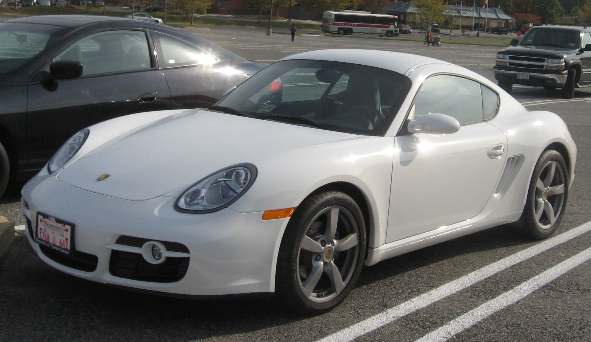 File Porsche Cayman Jpg Wikimedia Commons