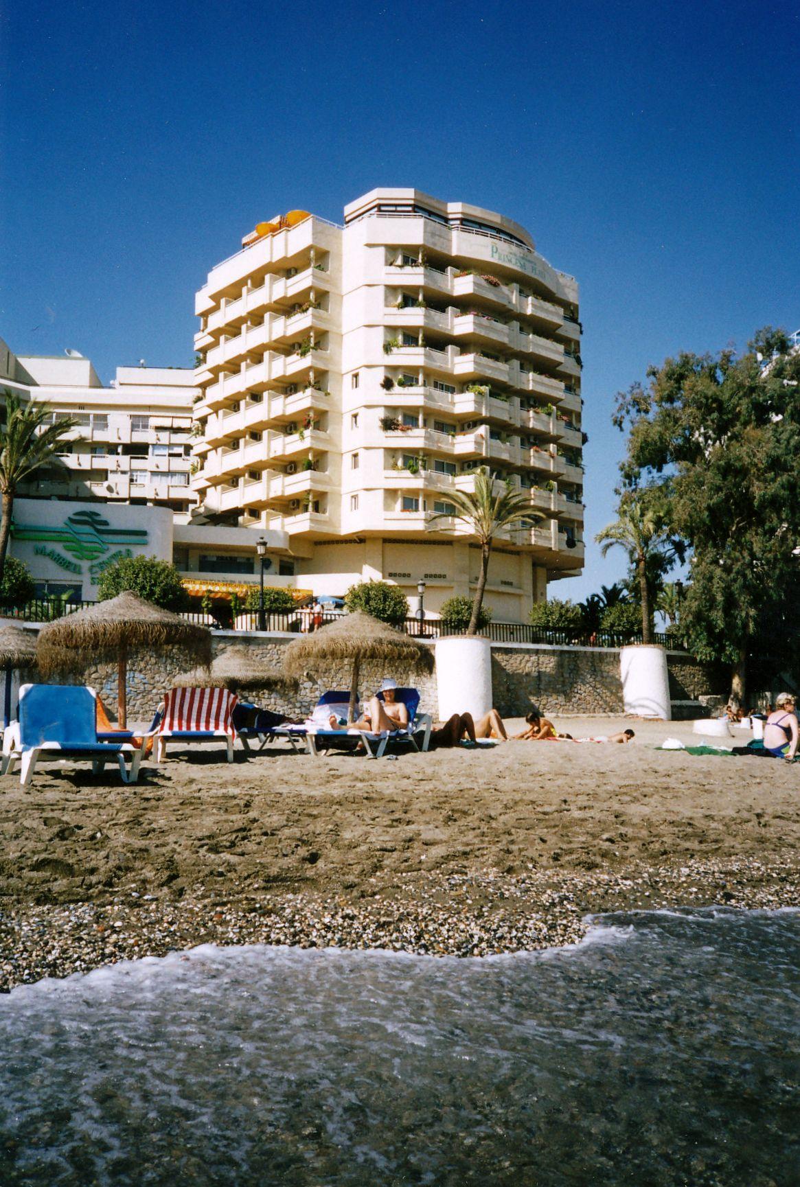 Hotel Marbella Playa Malaga