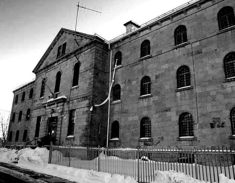 Prison winter