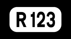 R123 road (Ireland)