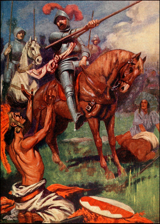 Effects of spanish colonization of aztecs