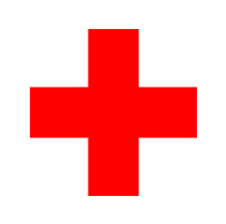the red cross – Health and Medicine Symbols