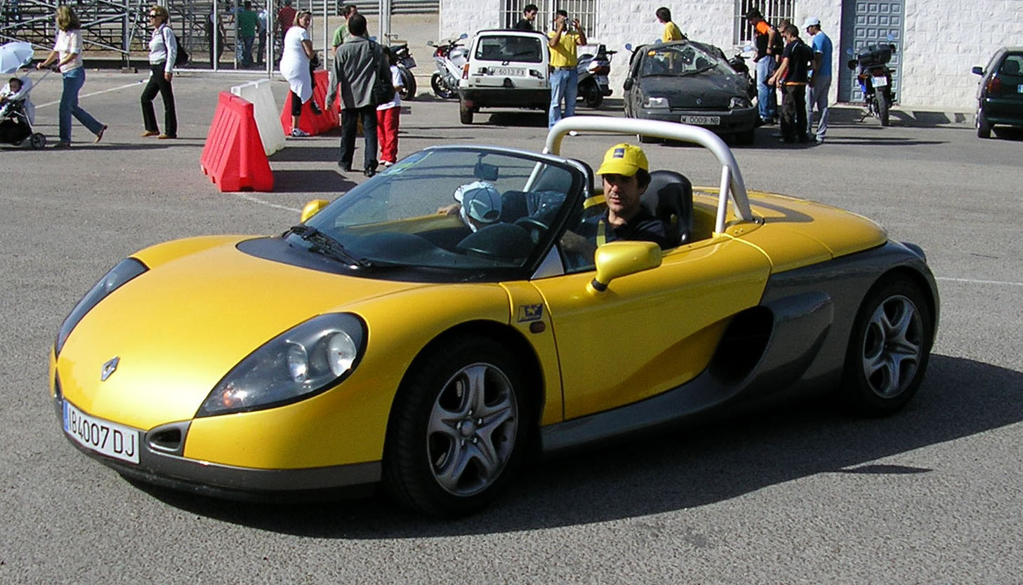 file renault spider jarama 2006 wikimedia commons. Black Bedroom Furniture Sets. Home Design Ideas