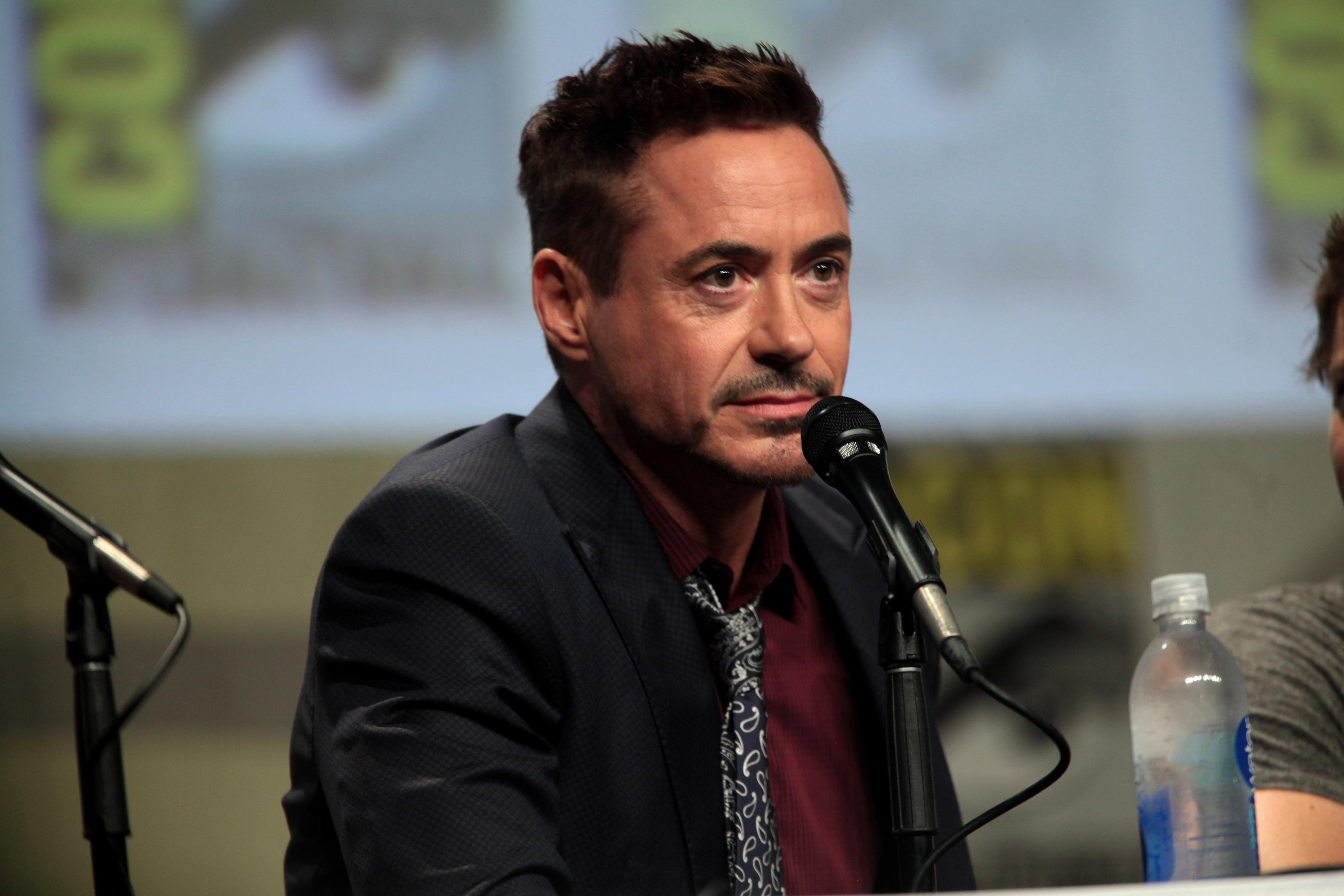 Description Robert Downey Jr 2014 Comic Con.jpg Robert Downey