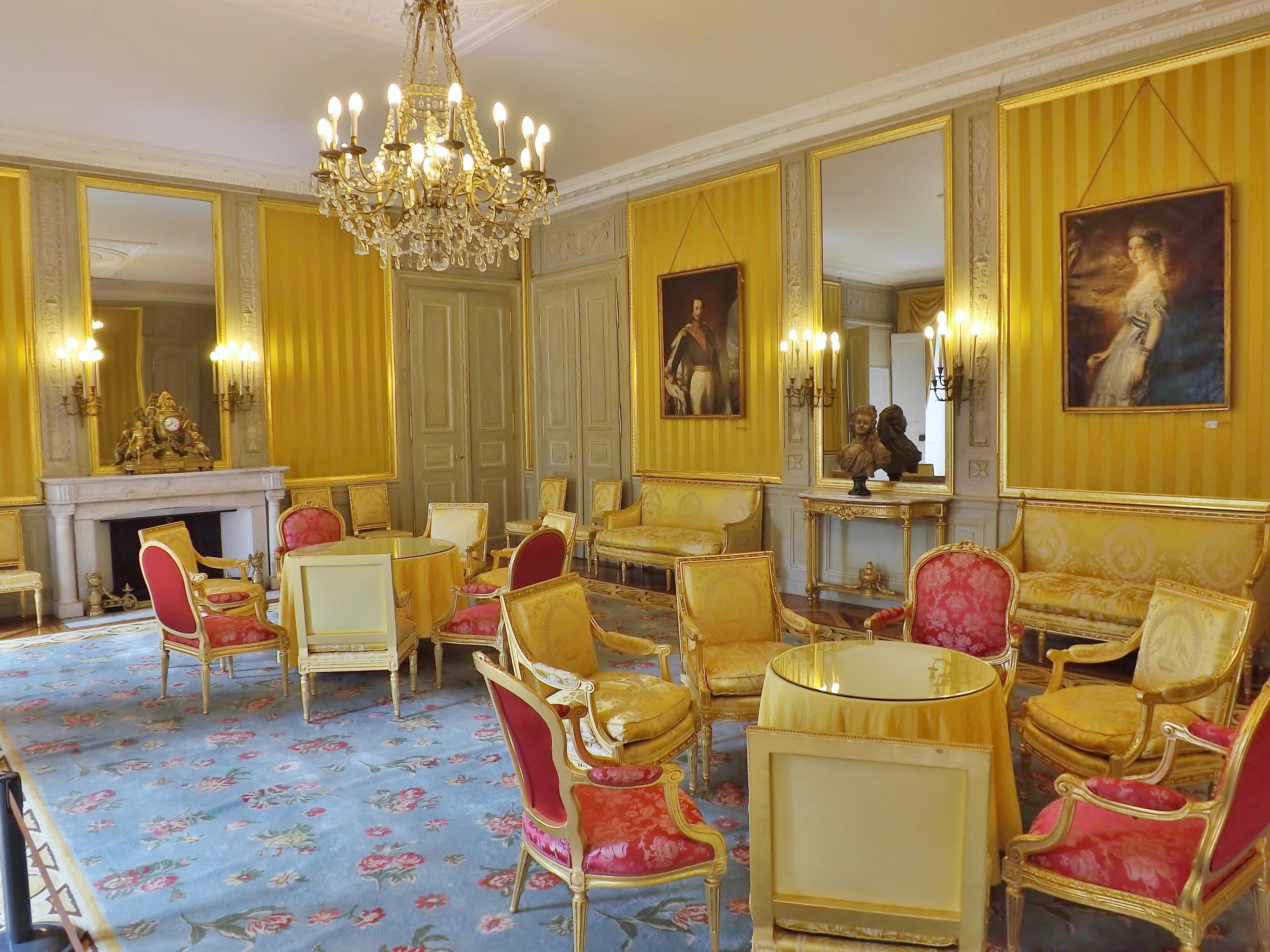 file salon jaune ch teau de chamb ry 2014 jpg