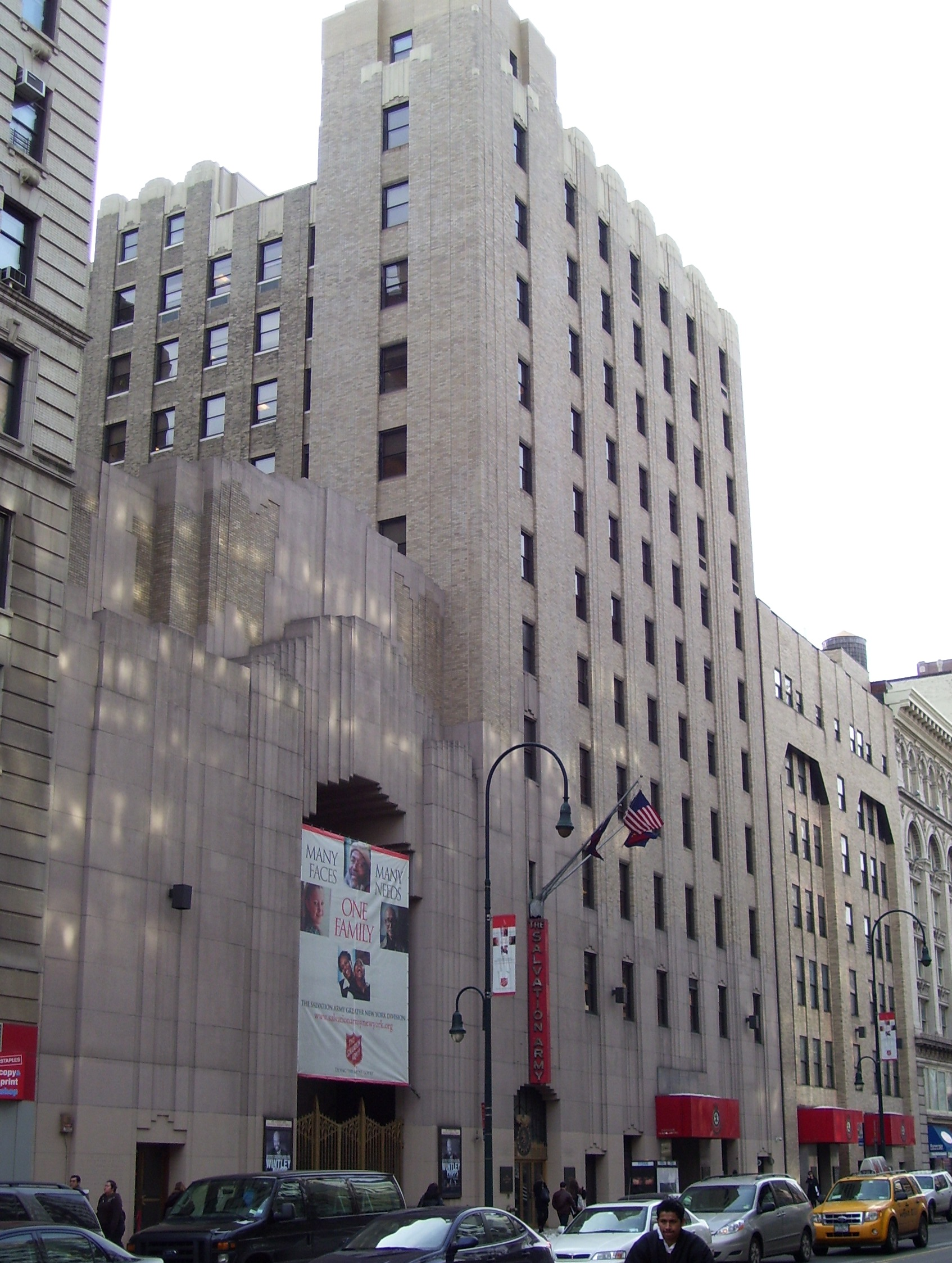 File:Salvation Army Headquarters from east.jpg - Wikimedia Commons