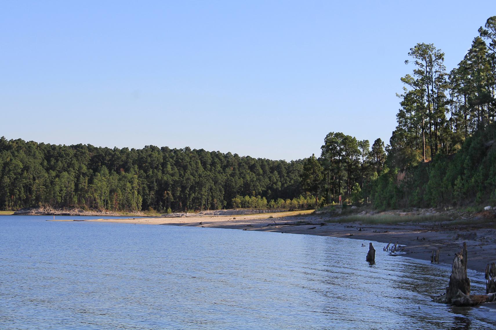 Sam rayburn reservoir wikipedia for Fishing sam rayburn