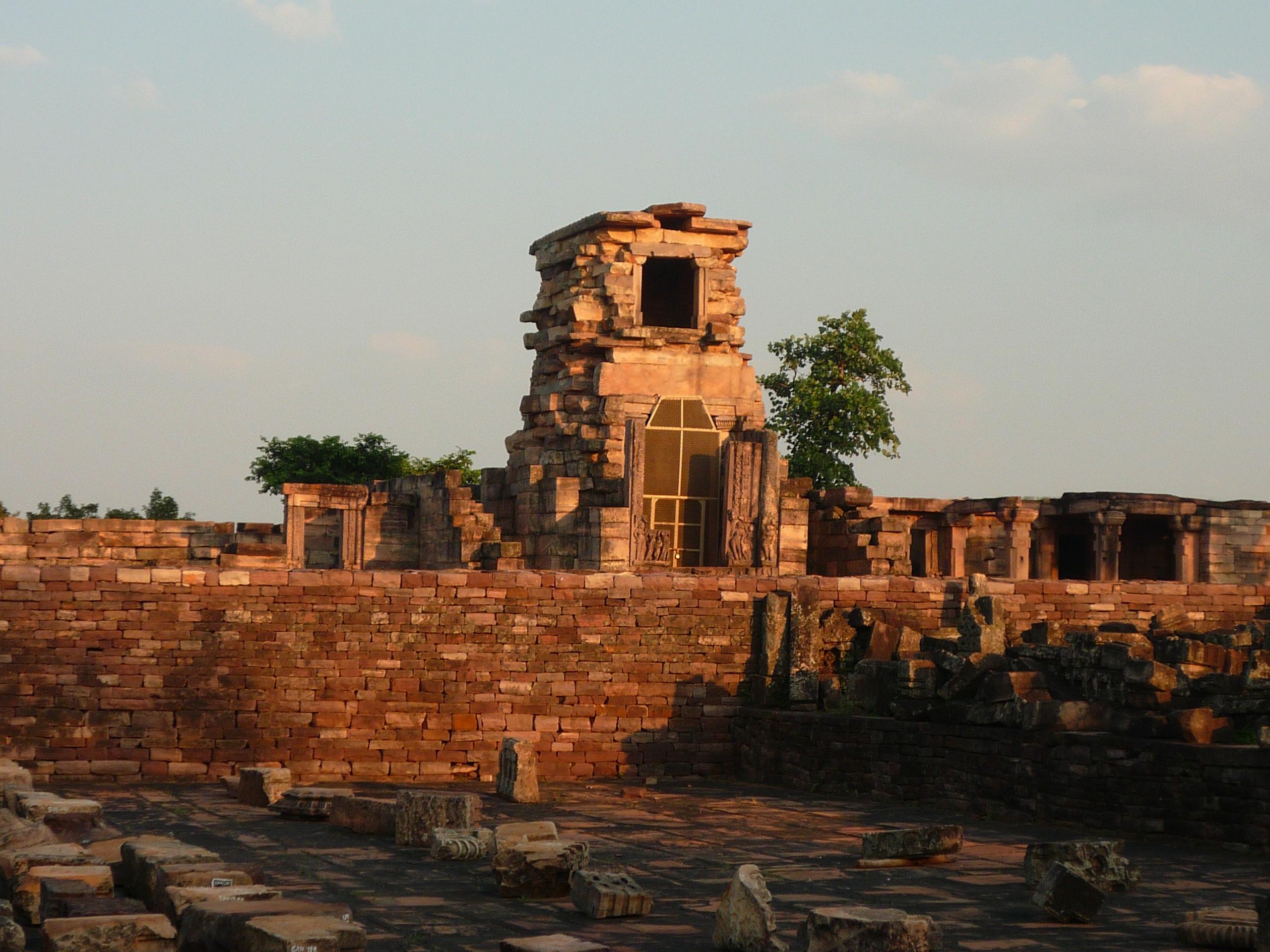 Gupta Temple Sanchi File Sanchi Ruins of Gupta