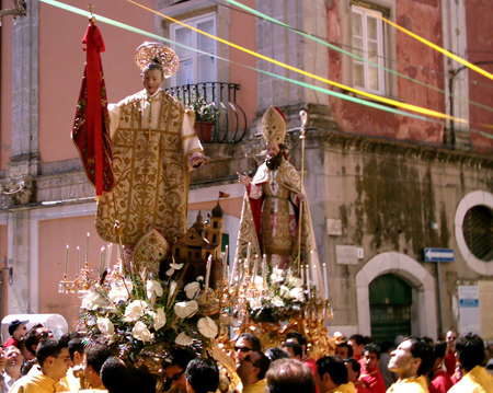 Procession of the Saints in San Severo Santi patroni.jpg