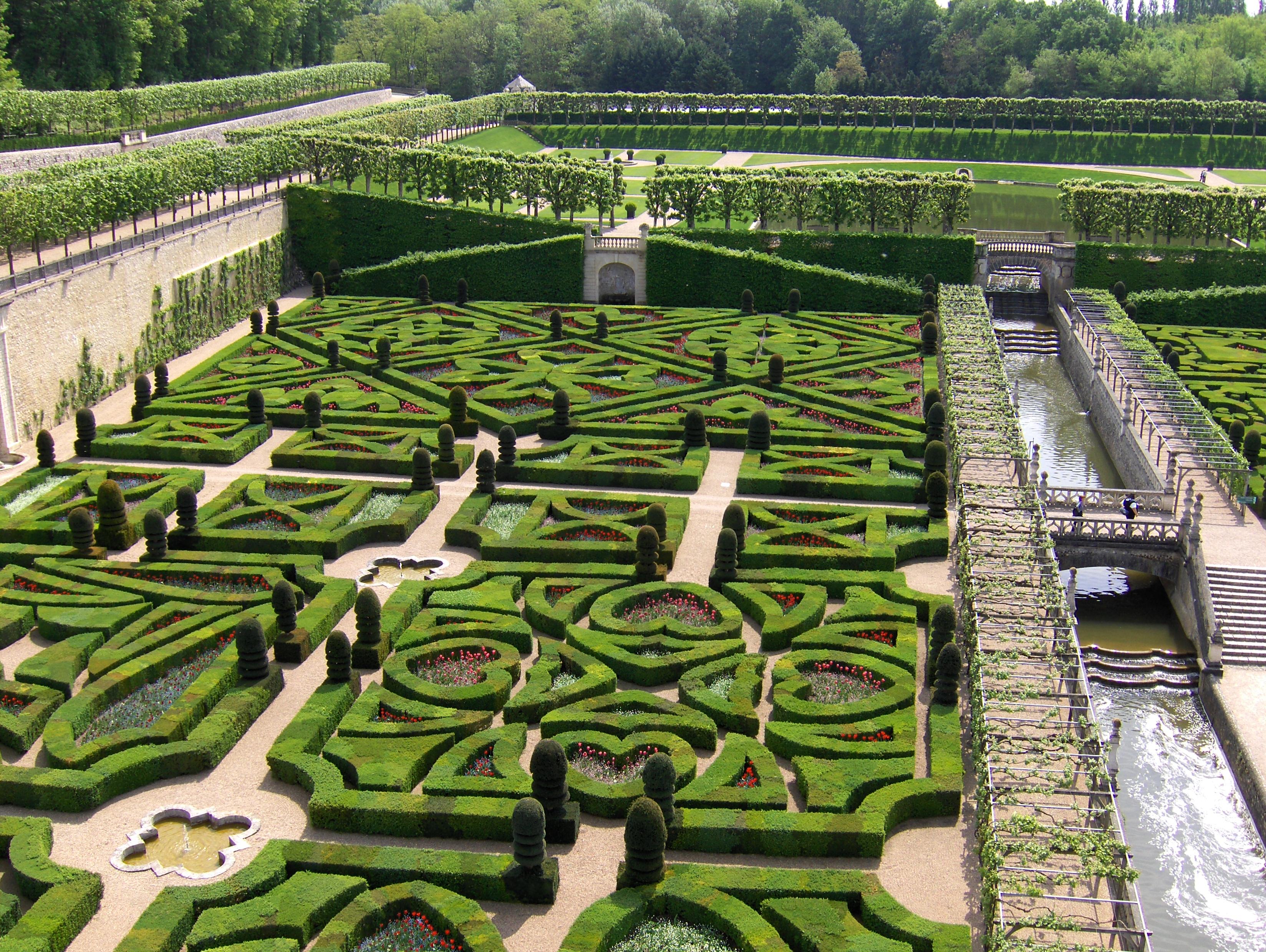 Jardins ch teaux de la loire for Et jardin