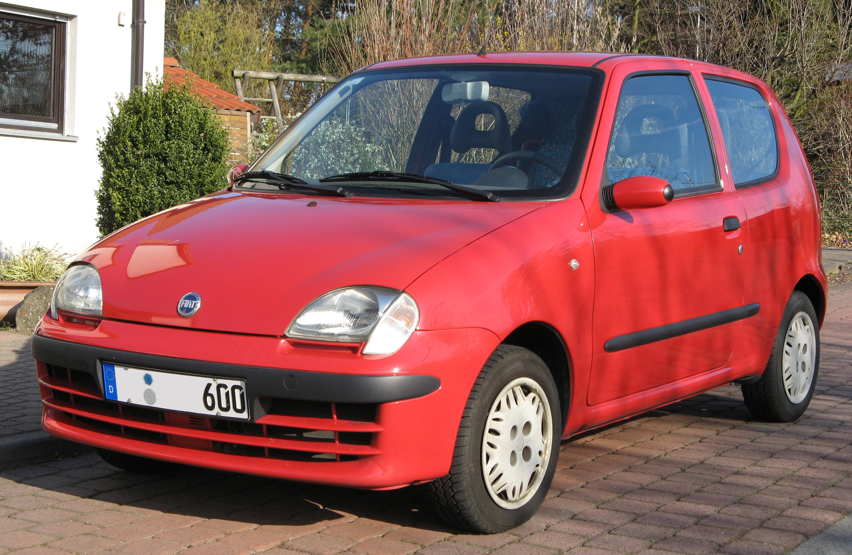 fiat seicento wikiwand. Black Bedroom Furniture Sets. Home Design Ideas