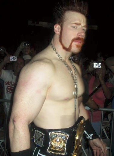 Sheamus as WWE Champion