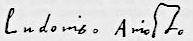 Signature Ludovico Ariosto.PNG