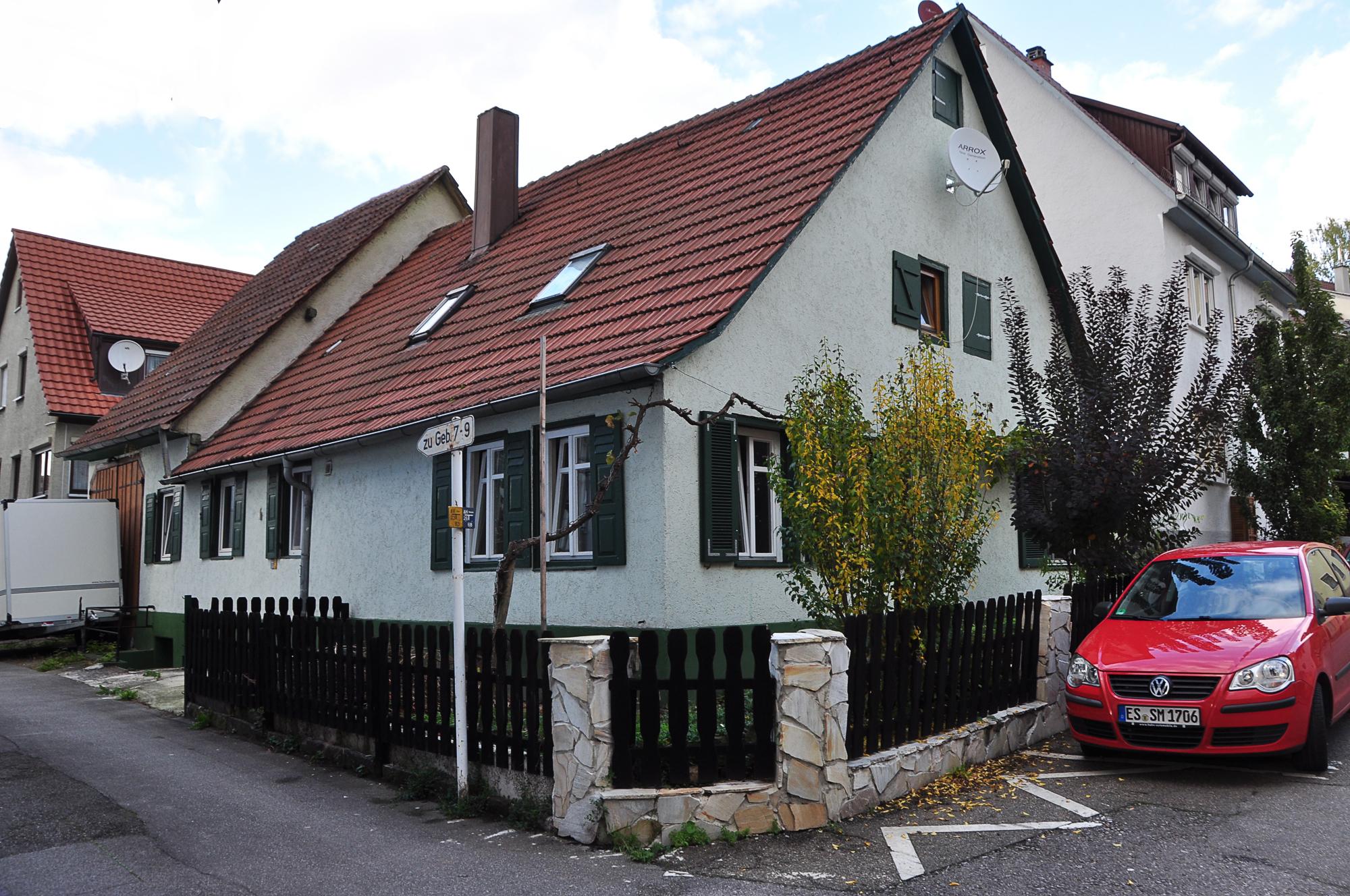 Datei Silvanerstra E 5 Esslingen Mettingen S Dwestecke