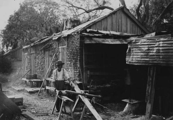 File Slave Shanty Violet La Worker Wpa Jpg Wikimedia Commons
