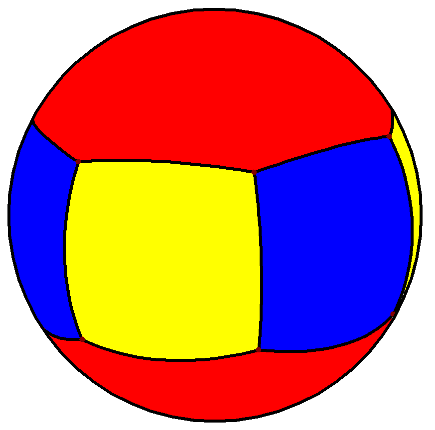 how to draw a hexagonal prism