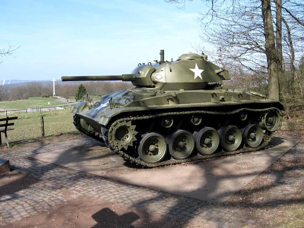 Tank dating history