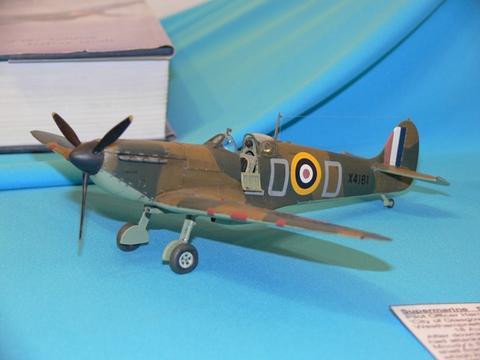 spitfire model. file:spitfire model plane.jpg spitfire
