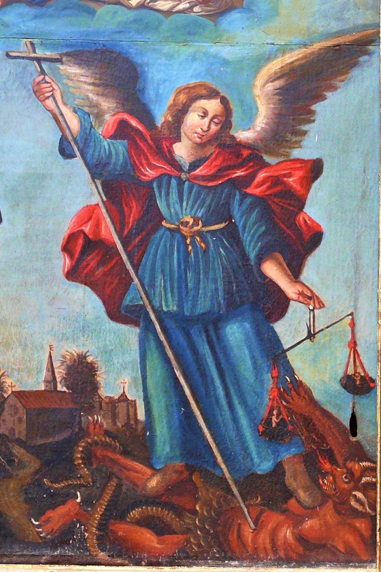St. Michael The Archangel   | Betrayed Catholics