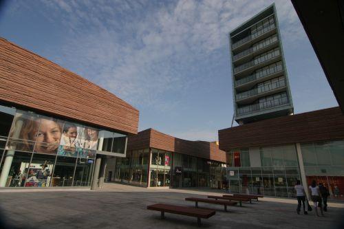 Zaterdagmiddag in Almere Centrum