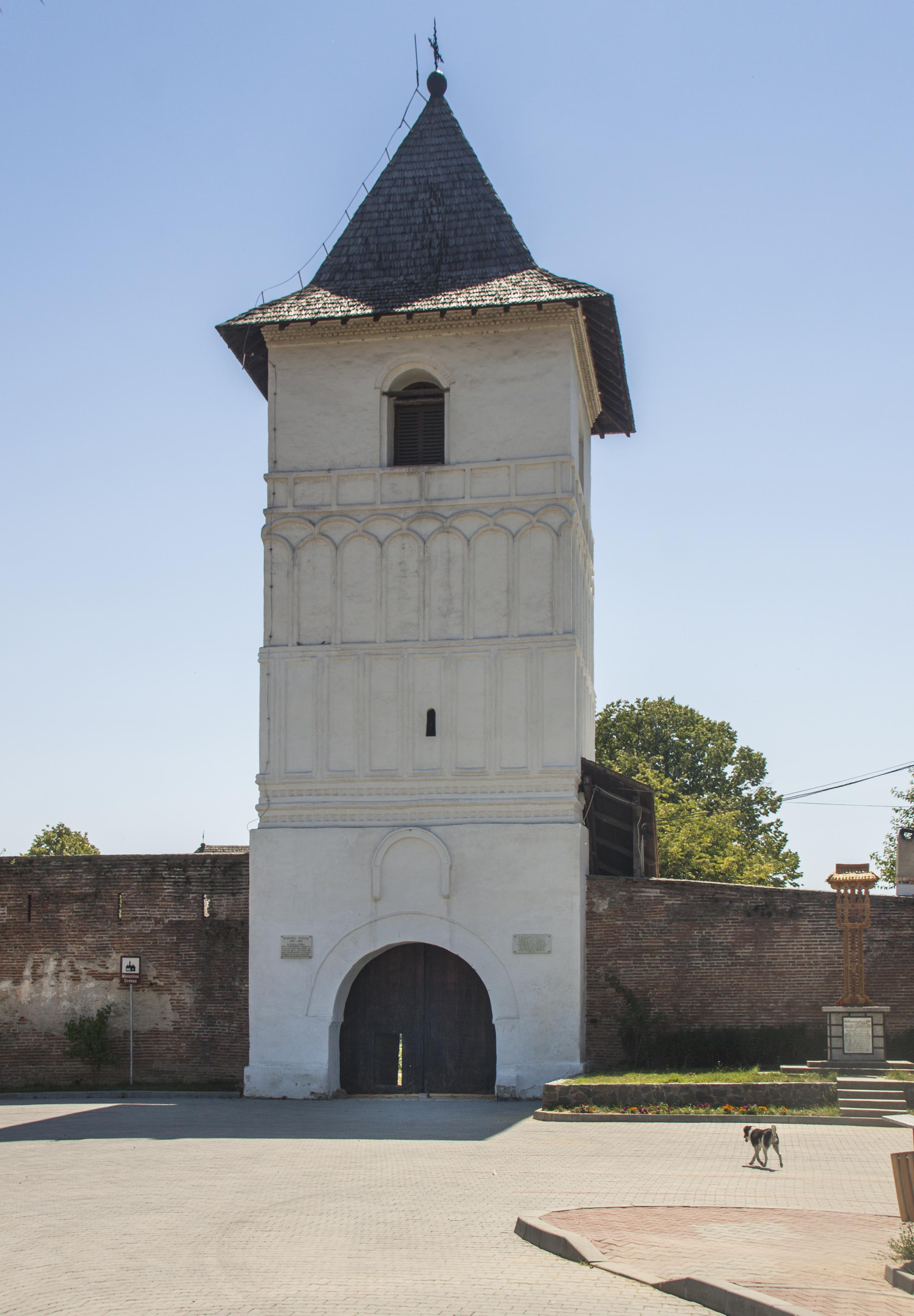 Hartă acoperire 3G / 4G / 5G în Strehaia, Romania